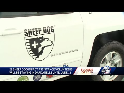 NWA volunteers head to help with flood relief