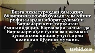 Эълон қилинган сохта исломий халифалик ҳақида