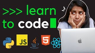 How to Learn to Code in 2020 // resources and tips to get started
