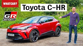 NEW 2021 Toyota C-HR GR Sport in-depth review    What Car?