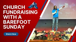 Church Fundraising Ideas   Barefoot Sunday