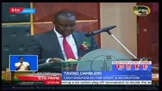 Taxing Gamblers: 2017/2018 budget hit gamblers hard