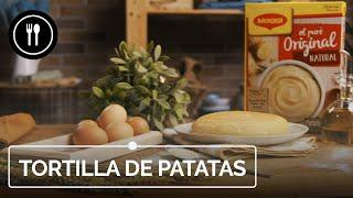 El ingrediente secreto para preparar una tortilla de patatas en 10 minutos