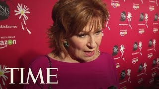 Joy Behar Under Fire After Photo Of Her In Blackface Resurfaces Time