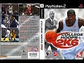 College Hoops 2k6 playstation 2 Nc State Wolfpack Vs No