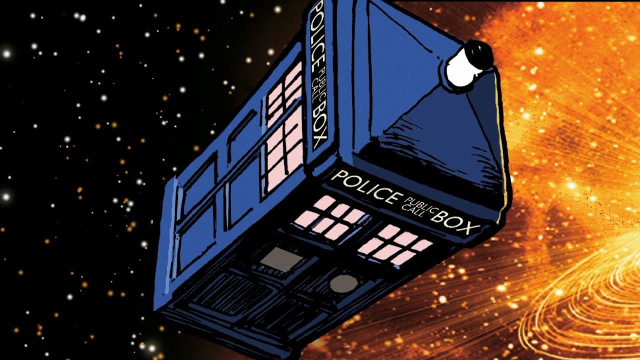 Doctor Who Comics Launch Promo