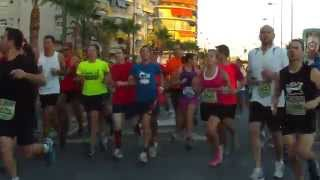 preview picture of video '10K Santa Pola 2014 Salida'