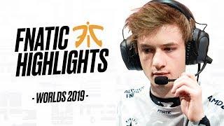 Worlds 2019 : le Highlights spécial Fnatic