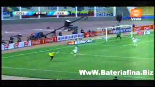 Peru 2 - Colombia 0 Copa America 2011