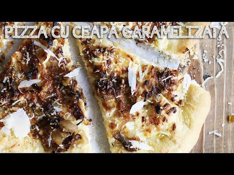 0 Lasagne de ceapă, spanac și ciuperci caramelizate