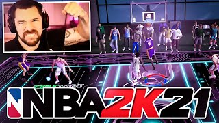 A BRAND NEW START!! NBA2K21 MyTEAM EP.01 [NO MONEY SPENT]