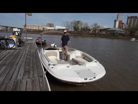 2019 Stingray 192 SC in Memphis, Tennessee - Video 1