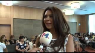 """Konul Azizova - MUZ TV - Avropa Oyunlarının bağlanışı münasibətilə """"Uşaq moda"""" müsabiqəsi keçirildi"""