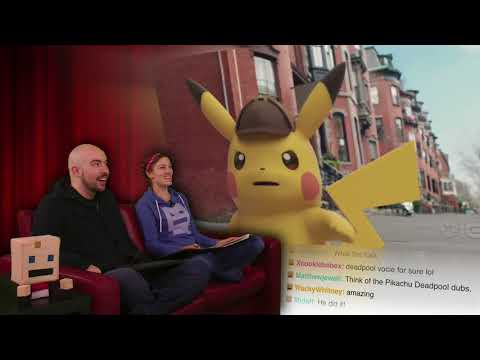 Gaming News: Detective Pikachu