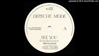Depeche Mode - See You [Extended Version '82]