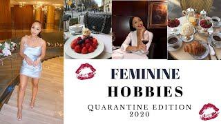 FEMININE HOBBIES FOR BLACK WOMEN - Lock Down Edition 2020 #girltalk