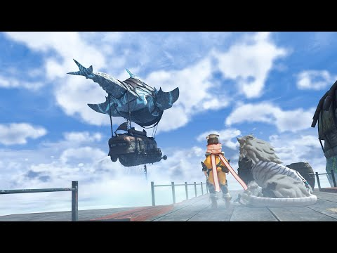 【Nintendo Switch】任天堂明星大亂鬥 終極版 最新預告影片 Pyra消失了?