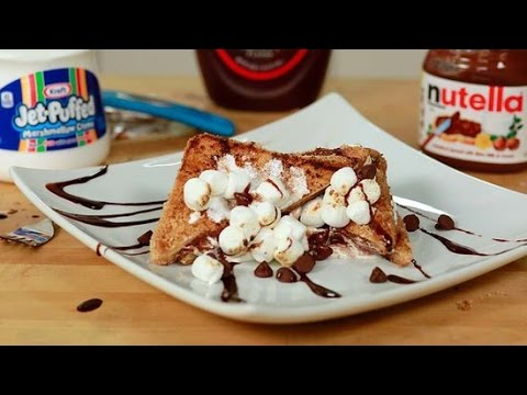 Video 10 S'Mores Recipes That Will Leave You Wanting S'More