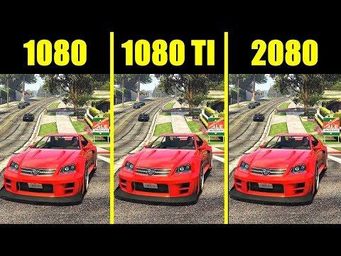 PUBG RTX 2080 Vs GTX 1080 TI Vs GTX 1080 Frame Rate
