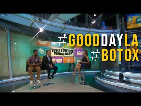 Stop Sweating Now - Dr. Steinbrech on Good Day LA
