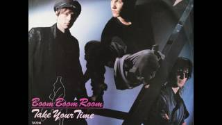 Boom Boom Room - Take Your Time (Extended Remix) (1986) New Wave Synthpop