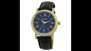 Видео обзор наручных часов Guardo 10419 корп-жел циф-чер