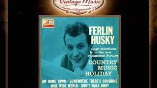 Ferlin Husky -- Somewhere There's Sunshine (VintageMusic.es)