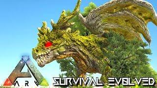 ᐈ ARK: SURVIVAL EVOLVED - CHAOS DRAGON & CELESTIAL GRIFFIN