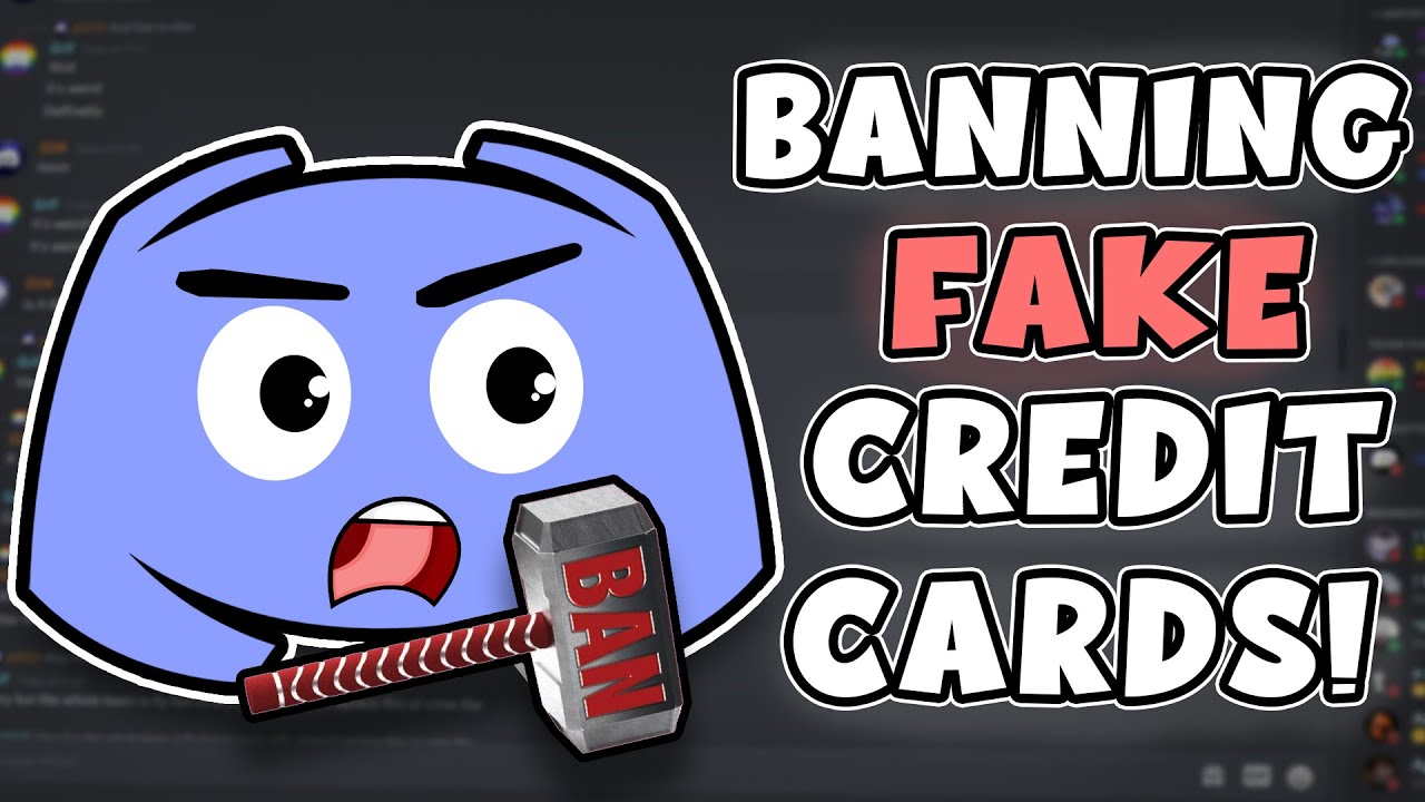 Risks of Phony Credit Cards Totally Free Discord Nitro! (Legendary Games) thumbnail