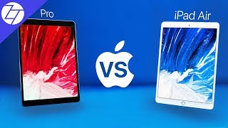 Apple iPad Air (2019) 10.5 vs Apple iPad Pro 10.5 (2017) - The ULTIMATE Comparison!