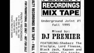 DJ Premier – Penalty Recordings Mixtape