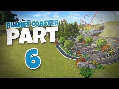 Planet Coaster | #6 | PRACUJEME NA OKOLÍ! | SK Lets Play / Gameplay | 1080p | Rino