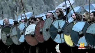 Bataille de Ragnar et Rollo