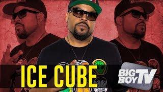 Ice Cube on Season 3 of Hip Hop Squares, Big 3 & John Singleton