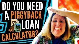 Piggyback Mortgage Calculator aka Blended Rate Mortgage