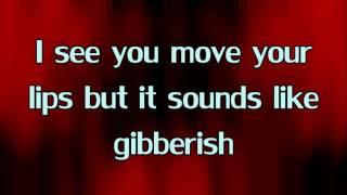 Max - Gibberish (Lyrics Video)