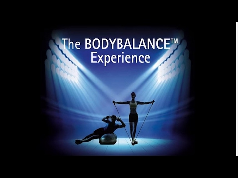 The BODYBALANCE Experience Vitafoods 2016