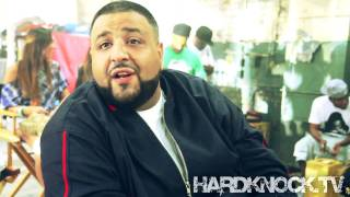 DJ Khaled ft. Fabolous, Jadakiss Mary J. Blige -- It Ain't Over - BTS
