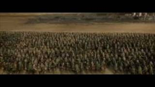 "Lord of the Rings - The Return of the King - ""Arise riders of Theoden!"""