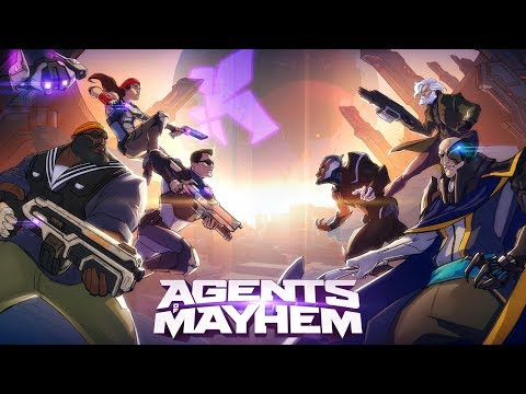 Agents of Mayhem - Bad Vs Evil thumbnail