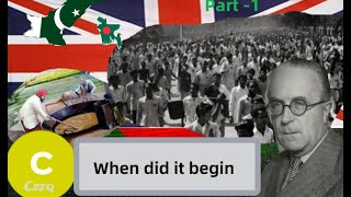 How the struggle for Bengali Independence start