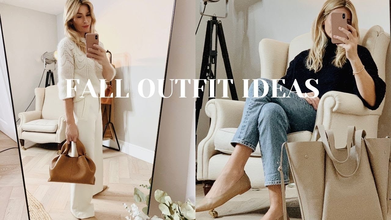 7 Fall Outfits | Parisian Style
