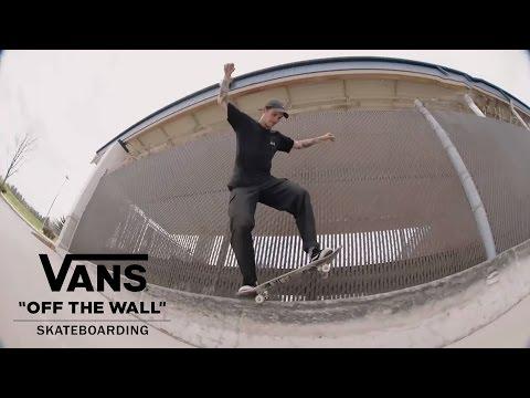 Welcome to Delaware Featuring Chris Bradley | Skate | VANS