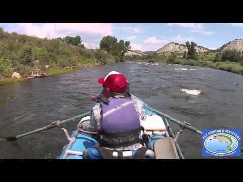 Float Fishing the Eagle River near Vail/Beaver Creek CO