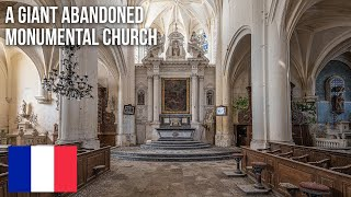URBEX | A giant abandoned monumental church