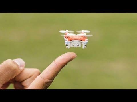 5 Best Smallest Mini Nano Quadcopter Drones With Camera | Popular Micro Drone today