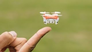 5 Best Smallest Mini Nano Quadcopter Drones With Camera | Popular Micro Drone today
