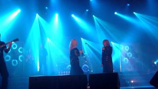 Tell Tale-Eyes - Leaves' Eyes & John Kelly - Live @ MFVF 9, Octobre 22nd 2011