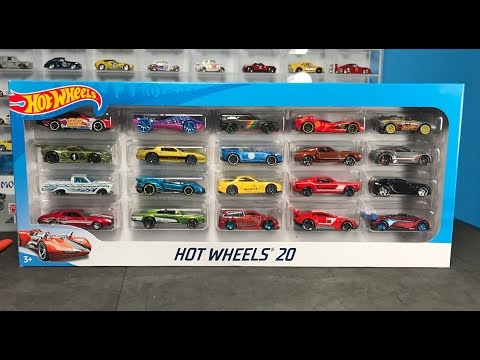 Lamley Vlog, Ep. 1: Opening A 2018 Hot Wheels 20-Pack