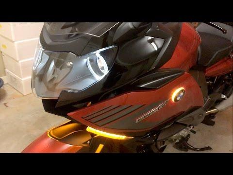Schroedie LED BMW Emblem Lights